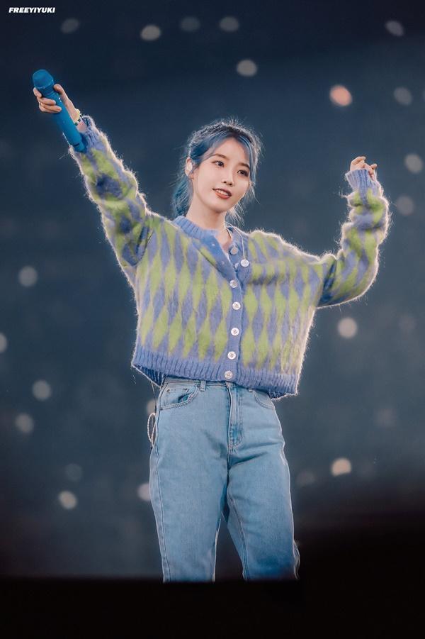 Nữ ca sĩ cũng vừa tổ chức thành công solo concert tiếp theo của mình.