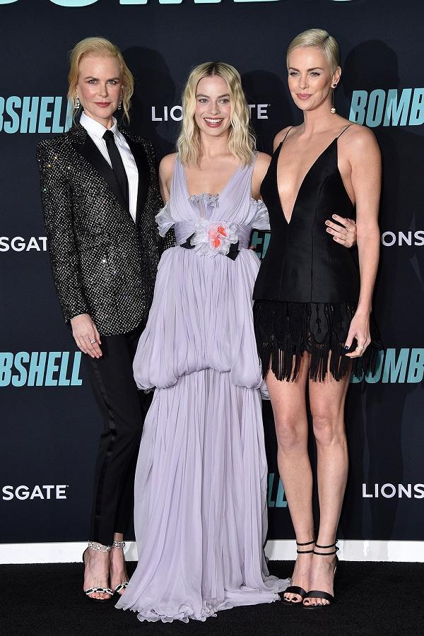 Cả ba mỹ nữ Hollywood đã khiến bao nhiêu con mắt phải chăm chú bởi trang phục, nhan sắc cùng thần thái đỉnh cao trên thảm đỏ vừa qua