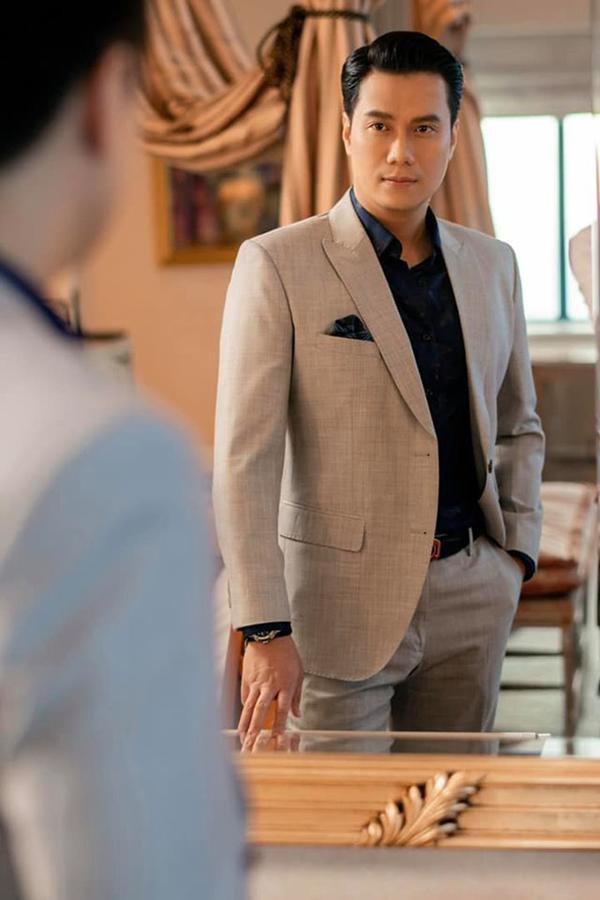 Việt Anh là nam diễn viên vừa có tài vừa có sắc của làng điện ảnh Việt