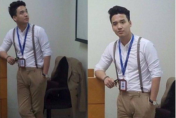 Thầy Đặng Sơn Tùng trường ĐH Greenwich (Việt Nam)
