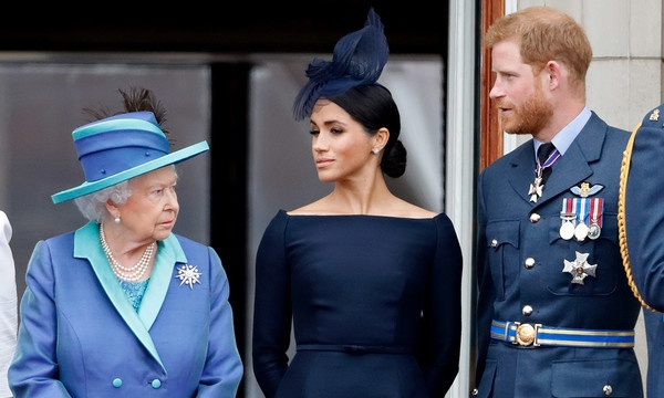 Quyết định này đã khiến Nữ hoàng tổn thương sâu sắc.