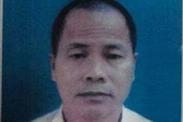 Chân dung nghi phạm Lý Văn Sắn. Ảnh: báo VietNamNet