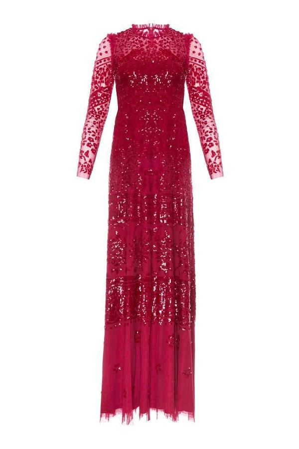 Chiếc váy của Công nương mặc chưa bao lâu đã nhanh chóng được các tín đồ săn đón với mức giá £410 tầm 10 triệu đồng