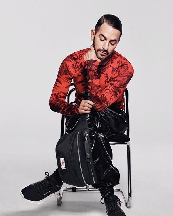 NTK Marc Jacobs là gương mặt mới nhất cho BST của Givenchy