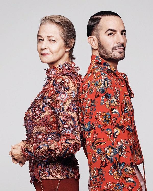 Loạt ảnh thời trang được chụp bởi nhiếp ảnh gia Craig McDean và chỉ đạo bởi giám đốc sáng tạo Clare Waight Keller