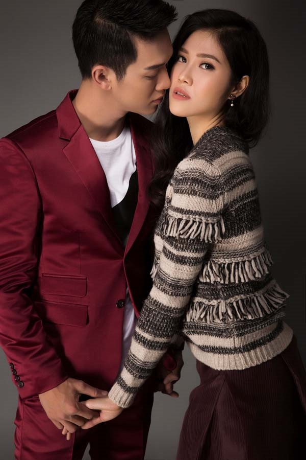 Sau bức ảnh chụp cùng Song Luân, siêu mẫu Trần Thu Hằng bức xúc khi bị gọi là người yêu anh T, người tình anh L ảnh 4