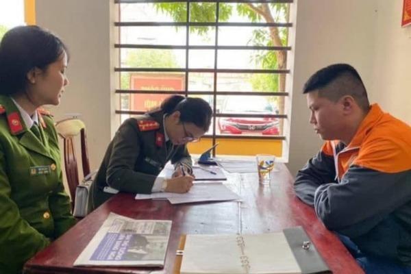 Nguyễn Huy Long bị xử phạt 10 triệu đồng vì đăng thông tin sai sự thật về dịch bệnh corona. Ảnh: VietNamNet