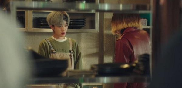Son Yi Seo khắt khe trong việc đánh giá chất lượng các món ăn của nhà hàng Danbam