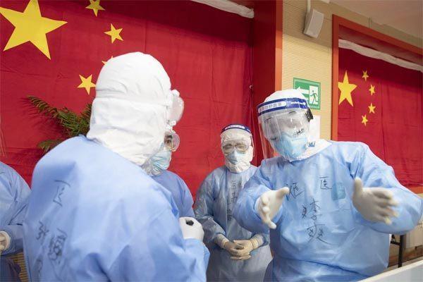 Số ca nhiễm Covid-19 mới ở Vũ Hán có thể về 0 vào cuối tháng này. Ảnh: Xinhua