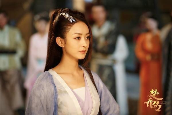 Triệu Lệ Dĩnh trở thành nữ hoàng phim truyền hình với tổng lượt xem vượt 50 tỷ và là song quán quân của IQiyi và Tencent ảnh 13