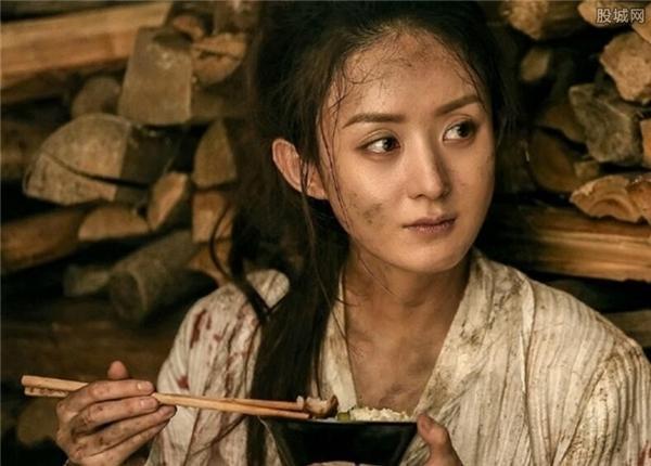 Triệu Lệ Dĩnh trở thành nữ hoàng phim truyền hình với tổng lượt xem vượt 50 tỷ và là song quán quân của IQiyi và Tencent ảnh 12