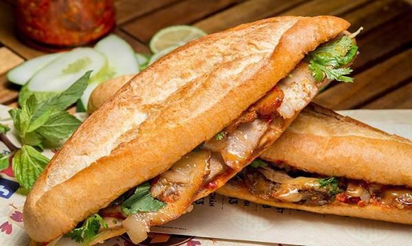 Bánh mì Việt Nam được Google Doodle vinh danh ở hơn 10 quốc gia ảnh 1