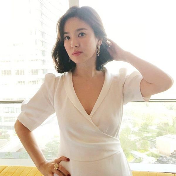 Gương mặt xinh đẹp của mỹ nhân Hàn luôn được bao cô gái ao ước