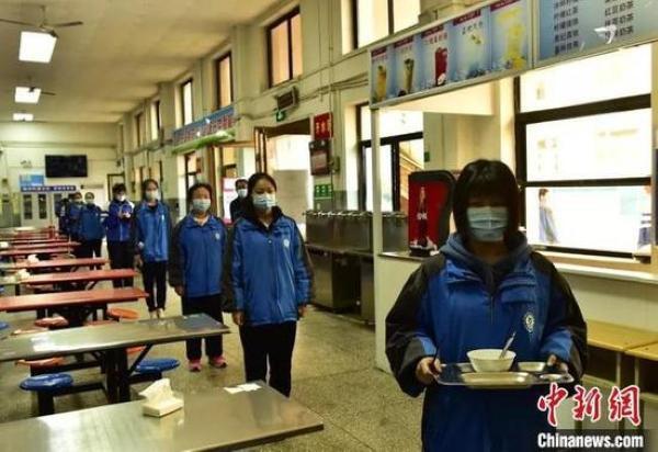 Nhiều biện pháp an toàn được nhà trường siết chặt trước thực trạng dịch COVID-19 tại Trung Quốc vẫn chưa được kiểm soát hoàn toàn