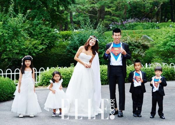10 cặp đôi, vợ chồng nổi tiếng     nhất Kbiz: Jung Kyung Ho tặng Sooyoung (SNSD) 1000 bông hồng ảnh 10