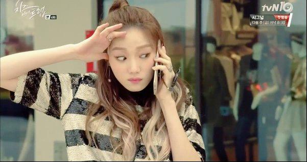 """Vai diễn cô chị Baek In Ha """"đanh đá"""", """"xấc xược"""" giúp Lee Sung Kyung thành công vang dội."""