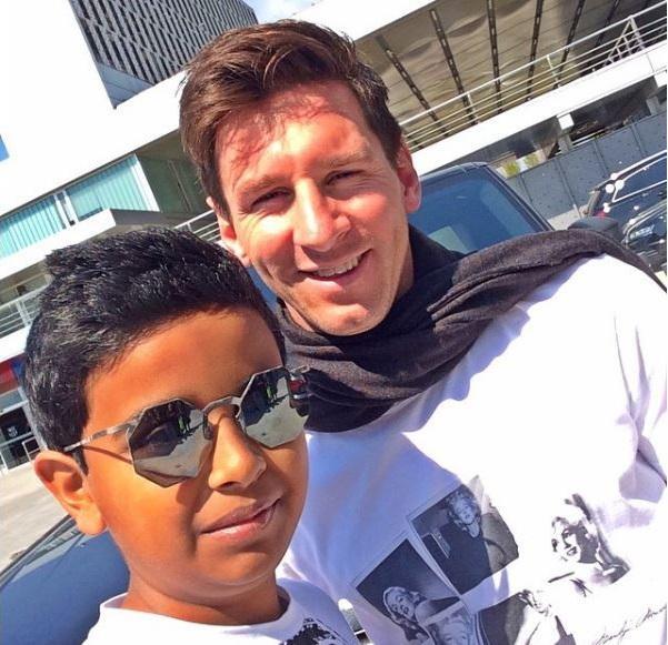 Cầu thủ xuất sắc nhất mọi thời đại:Lionel Messi