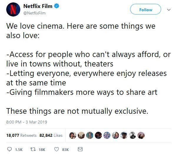 Mowgli: Legend of the Jungle từng là tác phẩm đinh của Warner Bros. trước khi được bán lại cho Netflix