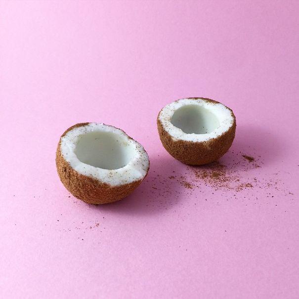 Bộ sưu tập siêu cool: đồ ăn mini làm từ trái cây ảnh 3