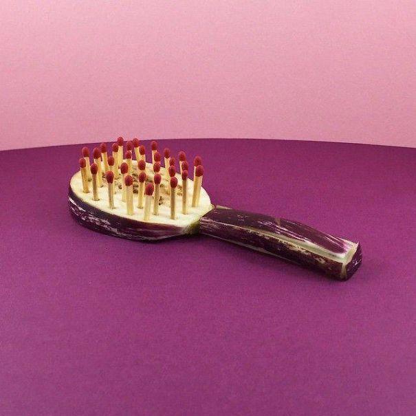 Bộ sưu tập siêu cool: đồ ăn mini làm từ trái cây ảnh 8
