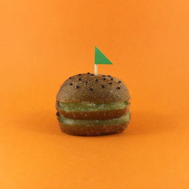 Bộ sưu tập siêu cool: đồ ăn mini làm từ trái cây ảnh 2