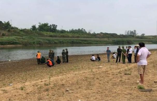 Sông Hiếu - nơi xảy ra vụ đuối nước. Ảnh: VnExpress