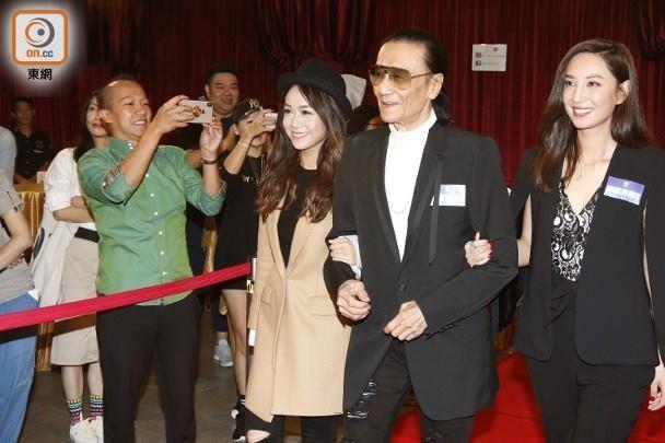 Thái Tư Bối hoặc Thang Lạc Văn sẽ thay vai của Huỳnh Tâm Dĩnh trong phim Bằng chứng thép 4? ảnh 4