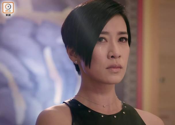 Những nữ diễn viên TVB đẹp không ngờ khi để tóc ngắn ảnh 14