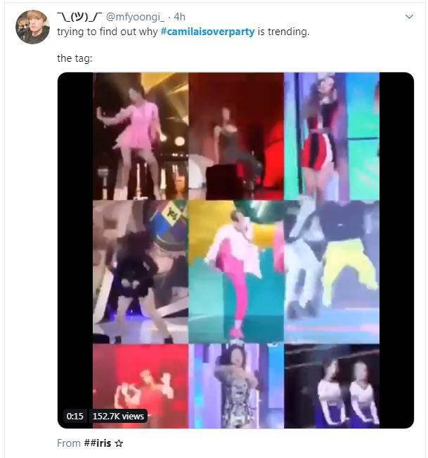 Camila Cabello bị các fandom Kpop tẩy chay vì hành động dại dột này ảnh 2