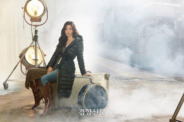 Mợ chảnh Jeon Ji Hyun tựa nữ thần, hút hồn trong bộ ảnh đẹp lung linh ảnh 6