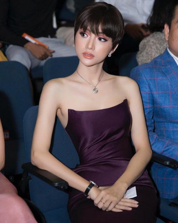 Mỹ nhân Việt người trẻ đẹp lên trông thấy, người xuống sắc chỉ vì cắt tóc ngắn ảnh 1