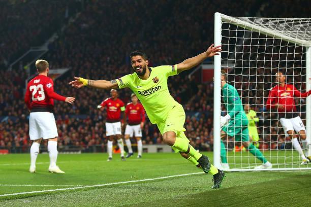 Suarez và đồng đội đang nắm lợi thế cực lớn trước trận lượt về.