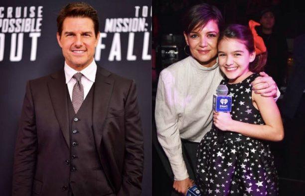 Là cha ruột nhưng lại xem con gái không khác gì người vô hình trong suốt 6 năm, cách đối xử của Tom Cruise với Suri chả khác gì anh coi cô bé không phải là con đẻ của mình.