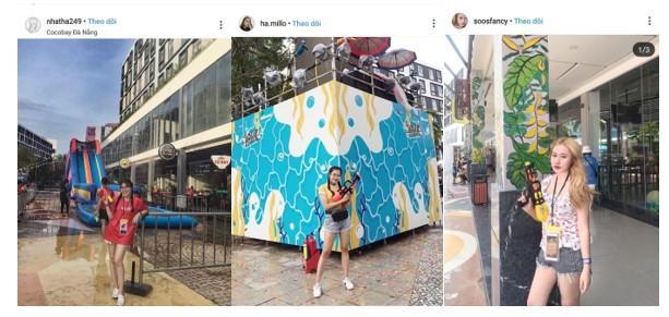 Chỉ cần lên Instagram tìm hashtag #aqualeague là bạn có thể chiêm ngưỡng kha khá phong cách siêu đỉnh từ người tham dự chương trình.