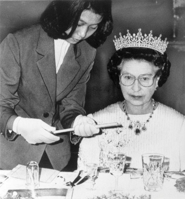 Đây là một món ngọt mà Nữ hoàng ưa thích từ khi còn nhỏ.