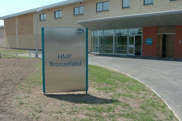 HMP Bronzefield, tên nhà tù nơi xảy ra sự cố thương tâm