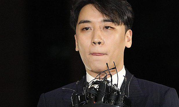 Seungri và dấu chấm hết cho sự nghiệp bắt đầu từ Burning Sun.