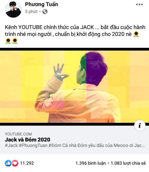 Hit Hồng nhan tròn 1 tuổi, dân mạng liền lật lại bài phỏng vấn nghi vấn K-ICM đã… nhắm Jack từ 2018 ảnh 6