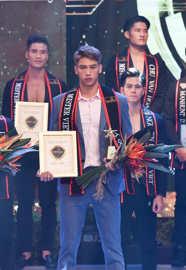 Á quân 1: Trần Quang Thắng