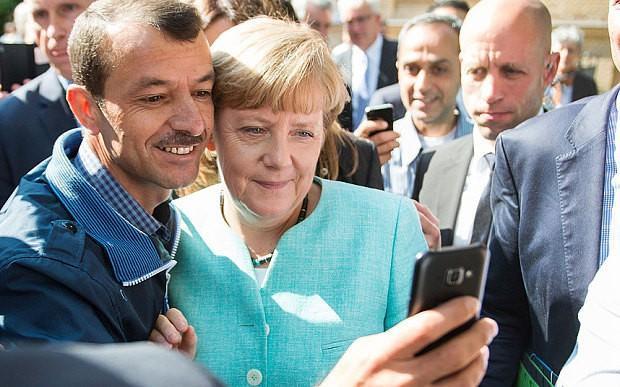 Thủ tướng Đức được vinh danh là Nhân vật của năm 2015 ảnh 1