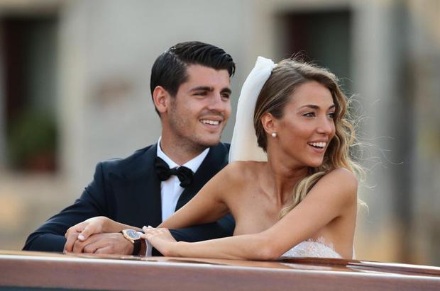 Tiền đạo Alice Campello- vợ Morata (Chelsea)