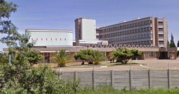 Bệnh việnCarletonville, nơi người phụ nữ bị kết luận đã chết sau tai nạn.