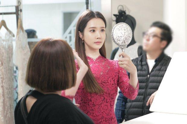 Lee Da Hae khẳng định nổi tiếng nhờ hợp tác với Lee Dong Wook và Lee Jun Ki trong My Girl ảnh 1