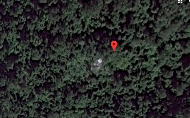 Địa điểm được cho rằng là nơi rơi MH-370 nằm cách thủ đô Phnom Penh 100 km về phía Tây Bắc.