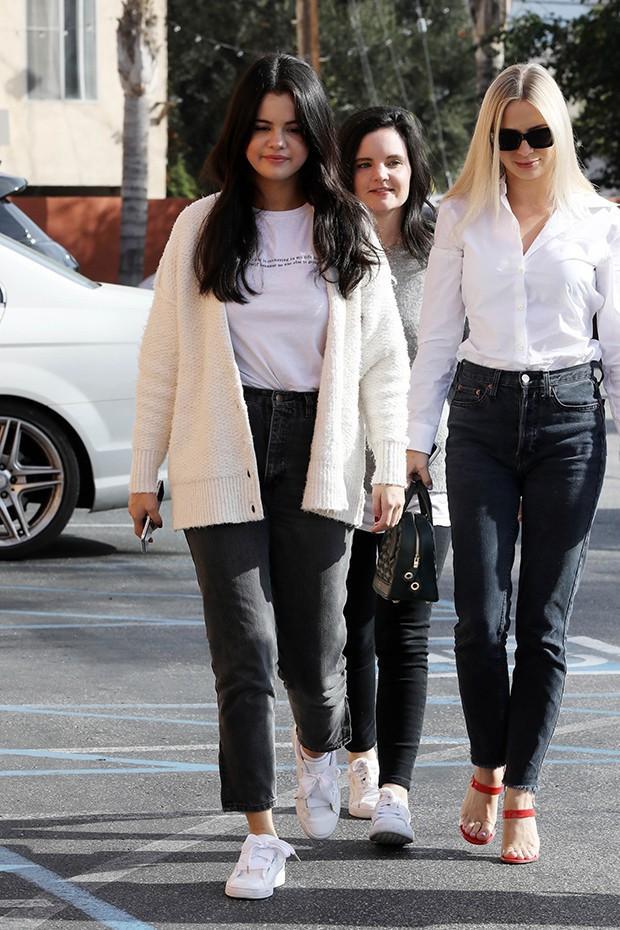 Selena Gomez chứng minh cho định nghĩa 'càng béo càng xinh' ảnh 3