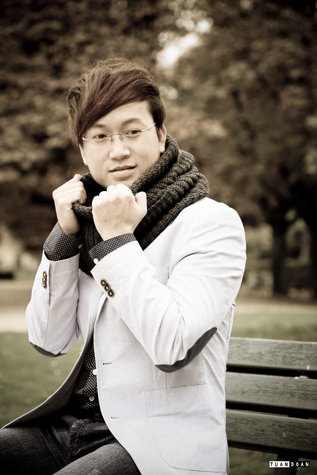 Đêm Chung kết HUTECH Designer 2019 còn có sự góp mặt của ca sĩ – nhạc sĩ Sỹ Luân