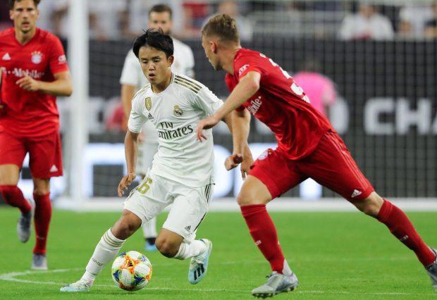 """""""Messi Nhật"""" đã có màn ra mắt đầy ấn tượng."""