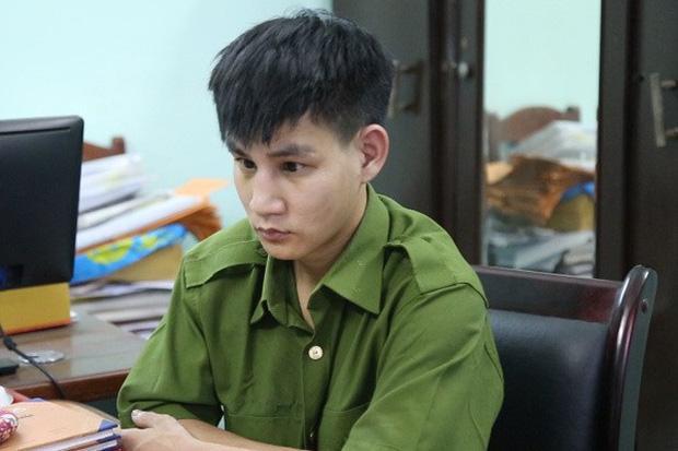 Đối tượng mặc quân phục đột nhập vào trụ sở CATP Đà Nẵng nhằm trộm cắp tài sản. Ảnh: VietNamNet