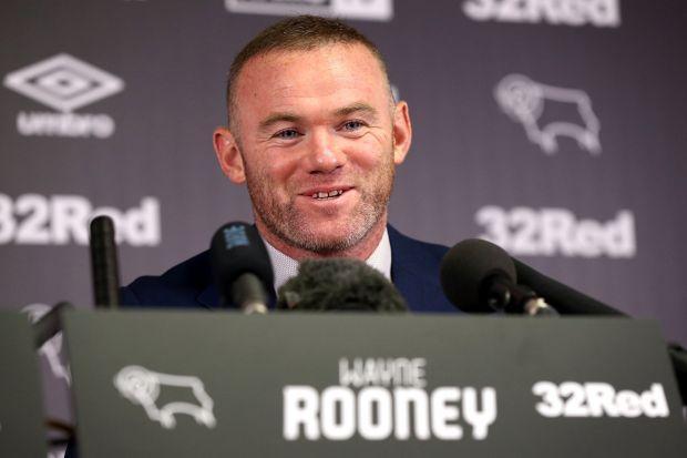 Rooney muốn trở thành HLV M.U.