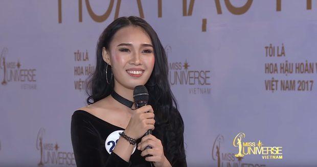 Phần trả lời về SEA Games của thí sinh Kim Thùy đã khiến giám khảo phải ngơ ngác nhìn nhau.